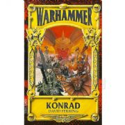 Konrad by David Ferring Warhammer Fantasy book paperback (1993)